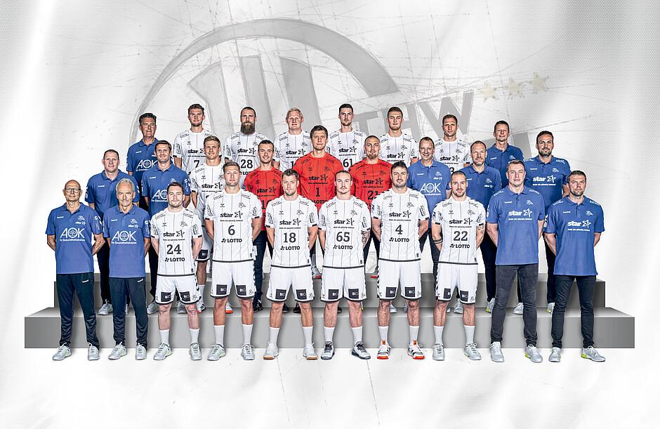 Kader 2019 2020 Thw Kiel Die Offizielle Website