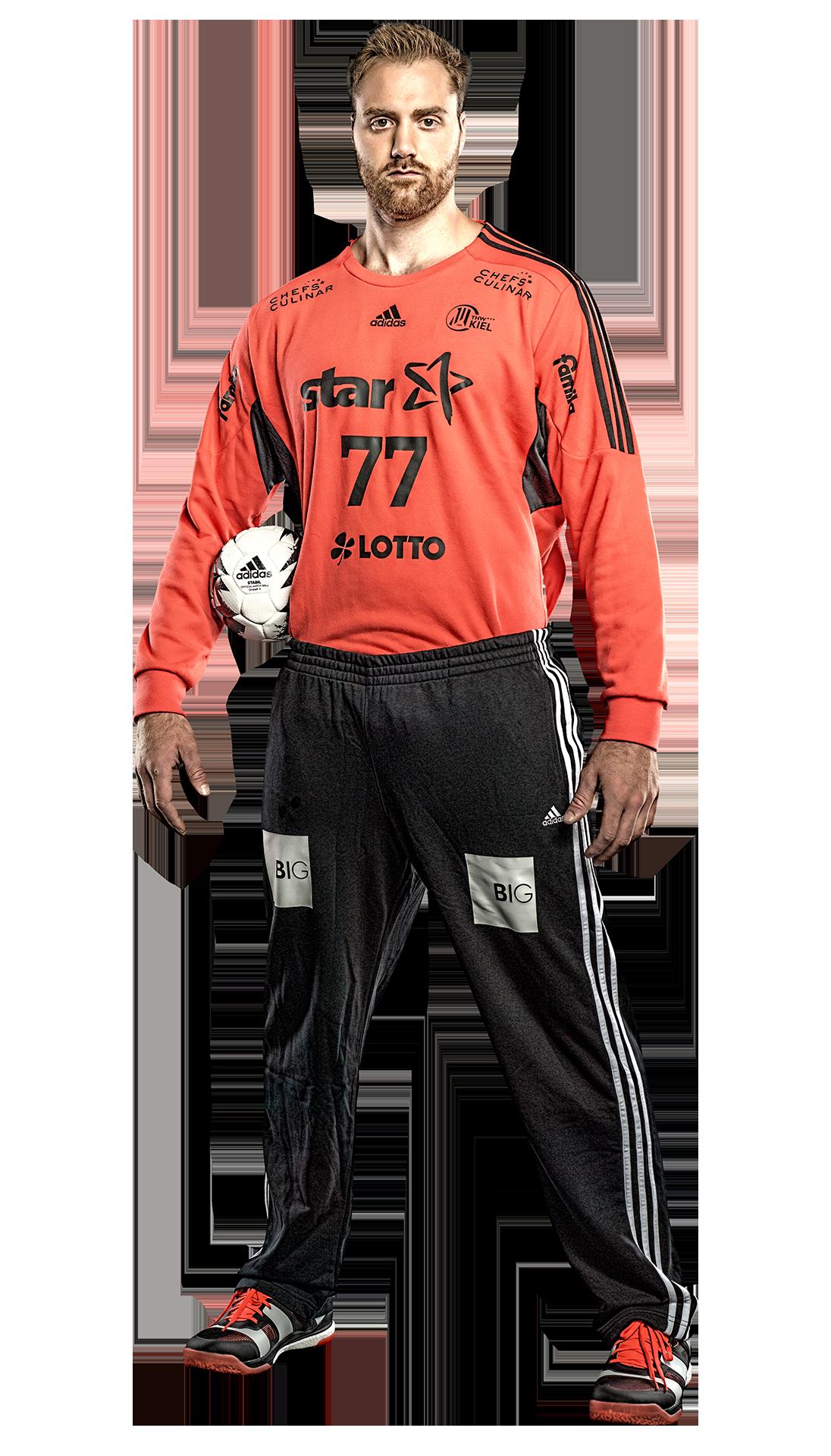 Andreas Wolff   THW Kiel - Die offizielle Website
